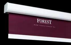 Forest Aluminium Roller Blinds, Size: 250 X 550 Cm