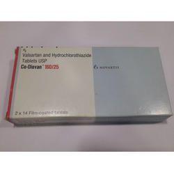 Co-Diovan 160 mg/25 mg Tablets