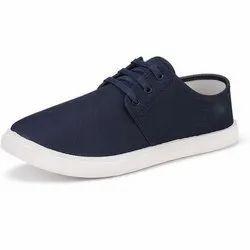 Casual Wear Mens Fashion Canvas Shoe, Size: 6-10