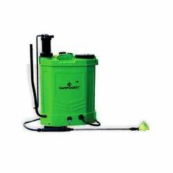 Sampoorti Ganga LED Battery Powered Knapsack Sprayer, 18 lt