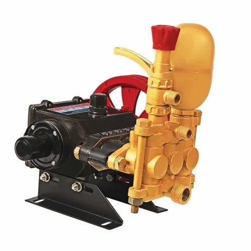 A-1 Shakti AS-50 Horizontal Delux Tripplex Piston Pump