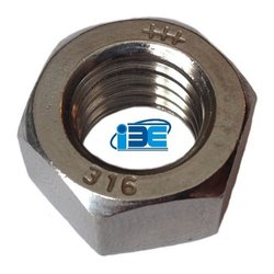 Satinless Steel Nut