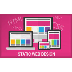 E-Commerce Enabled Static Website Design Service, in Local 250
