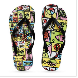 Men Mat-Multi Slipper, Size: 6, 7, 8, 9