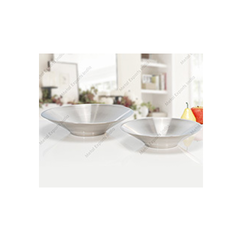Double Wall Conical Fruit Tray, Size: 28 And 35 Cm