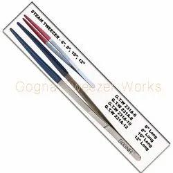 GOGNA Stainless Steel Steam Tweezer - 6, 8, 10, 12