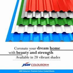 Jsw Metal Roofing Sheet Best Price In Chennai Jsw Metal