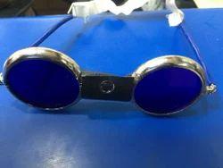 Cobalt Blue Goggles