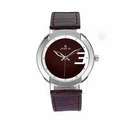 Ladies Justin Round Dial Wrist Watch