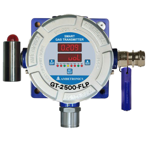 Flameproof Gas Transmitter for Combustible Gases