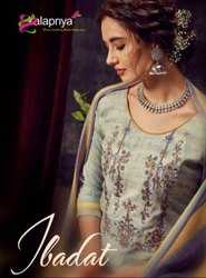 Kalapriya Ibadat Pashmina Printed Winter Dress Material Catalog Collection