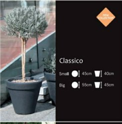 Classico Planters Plant Pot
