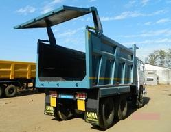 Hydraulic Systems for Tippers