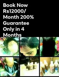 Rudra Final Touch Clinic Ayurvedic Hair Loss Medicines, 4 Bottle,Wt 1 Kg
