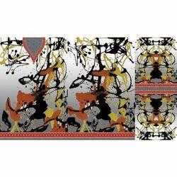 Poly Cotton Digital Print Fabric ee568c20f