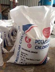 Commercial Grade Potassium Chloride