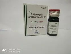 Azithromycin 100mg Suspension