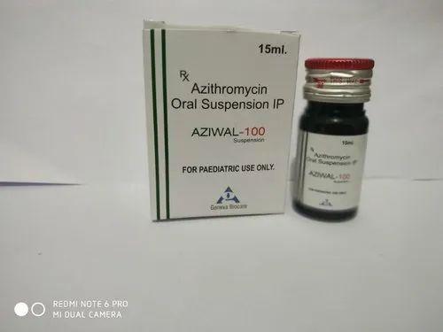 Anwendung und Wirkung von Azithromycin
