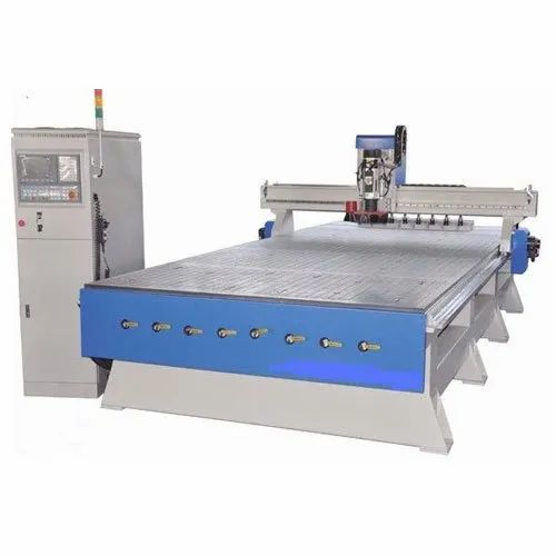 Automatic Tool Changer Router