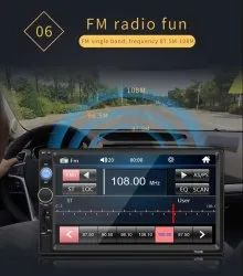 Car Mp5 Player Universal Fit Double Din 7 Inch Full Hd Touch Screen Car Stereo