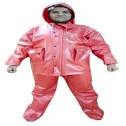 Red Safety Boiler Suit