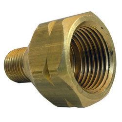 Male To Female Brass Adapter