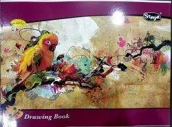 White Sreeja Drawing Books