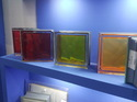 Colour Glass Block