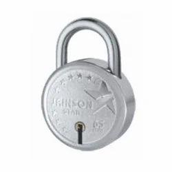 Jainson BCP Star 4 Keys Lock, Padlock Size: 65 mm