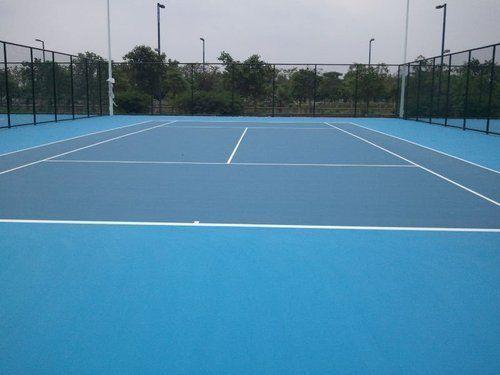 Shuttle Court Flooring Badminton Court Flooring For