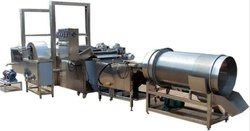 Fully Automatic SS Potato Chips Line