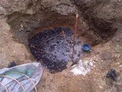 SERVICING HALLMARK Earthing Bore Hole