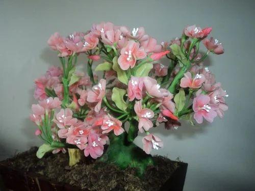 Thai Clay Flower, For Interior Decor