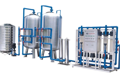 Water Treatment Plant - Industrial RO System Manufacturer from Ahmedabad