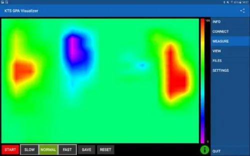 3D Ground Scanner GPA 3000 DR Gold Metal Detector