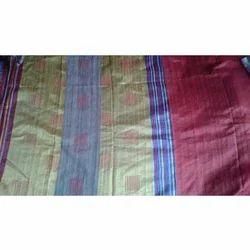 Bhagalpuri Silk Party Wear Saree, Length: 6.3 m