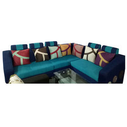 Cushion Back Sofa Set