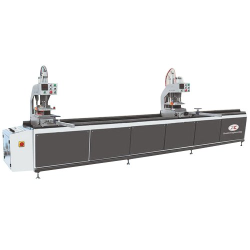 Two Head UPVC Welding Machine