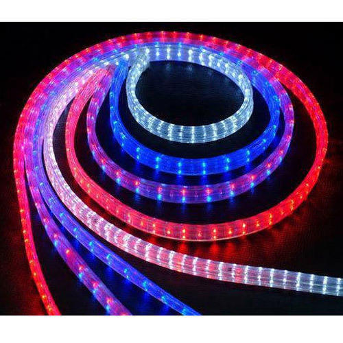 home rope light feet color christmas lighting back rgb led multi outdoor