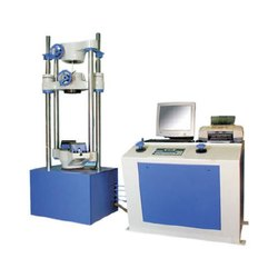Computerized Hydraulic Universal Testing Machines