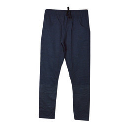 Mens Navy Blue Track Pant