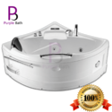 Pavel Jacuzzi Corner Massage Bathtub