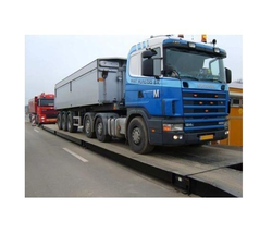 Industrial Vehicle Weighbridge