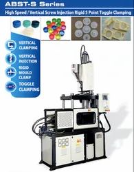 Vertical Screw type Injection Moulding Machine
