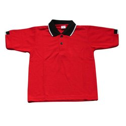 Red School T- Shirt