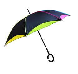 Beautiful Rainbow Umbrella