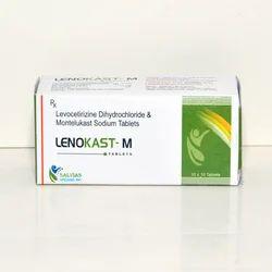 Levocetirizine Dihydrochloride Montelukast Tablet