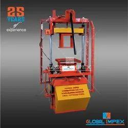 Concrete Block Manual Machine
