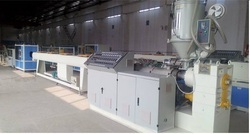 PE Pipe Prdoution Extrusion Line (SJ90/33)