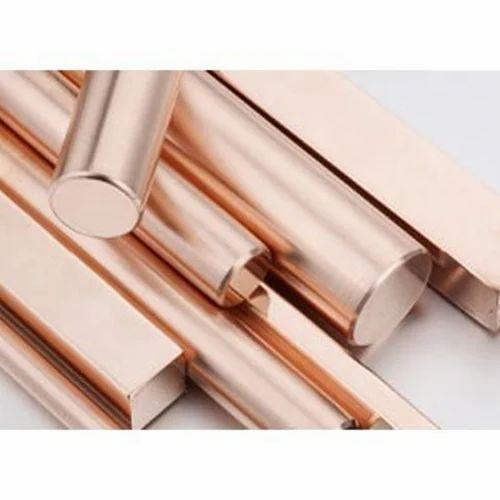 Chromium Zirconium Copper Rods